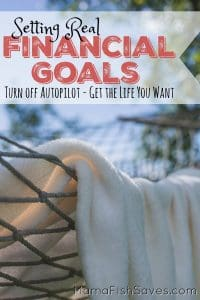 Setting financial goals to achieve your dreams