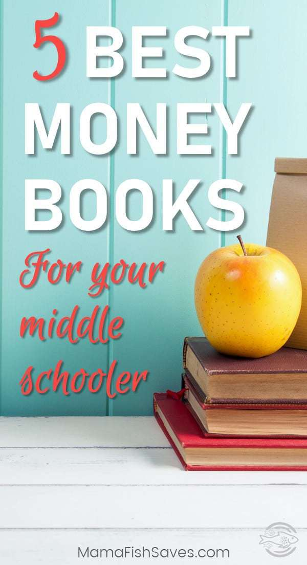 Best books to teach pre-teens about money and entrepreneurship