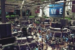 How stocks trade - trading floor