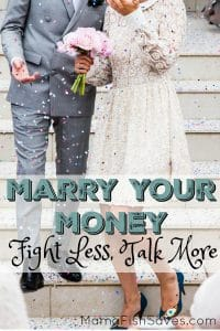 Why married couples should combine finances for the best money relationship.