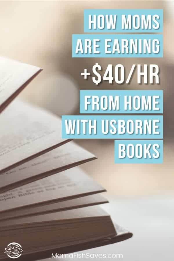 Side Hustle Showcase What It S Like To Be An Usborne Consultant Smart Money Mamas
