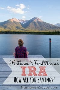 How to determine if a Roth or Traditional IRA is the best saving method for your family