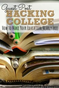 How to make your college education nearly free