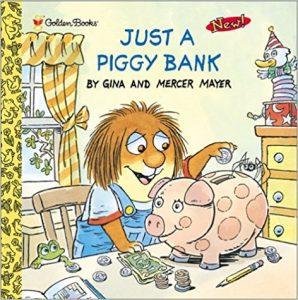 Just a Piggy Bank by Mercer Mayer