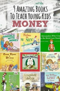 9 Amazing Books to Teach Young Kids About Money