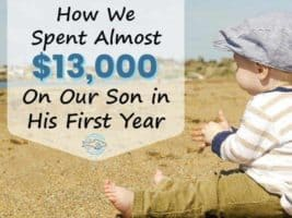 Cost of a baby in the first year