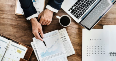 looking at investment charts and learning investment terms beginners should know