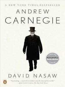 Andrew Carnegie by David Nasaw