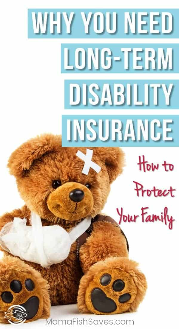 Why you need long-term disability insurance