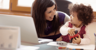Side hustle ideas for stay-at-home moms