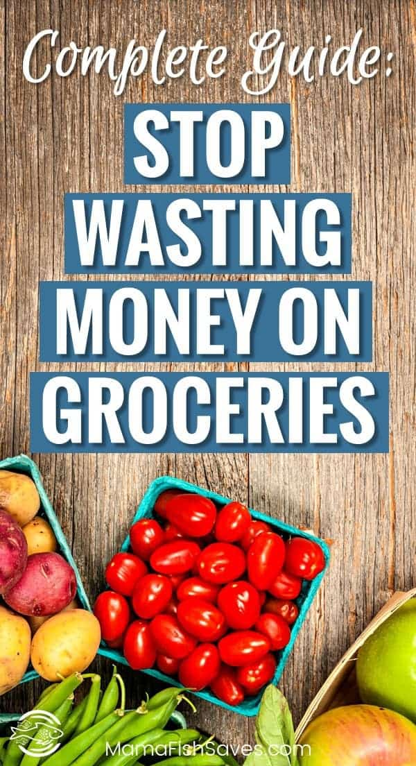 How to spend less money on groceries and still eat well