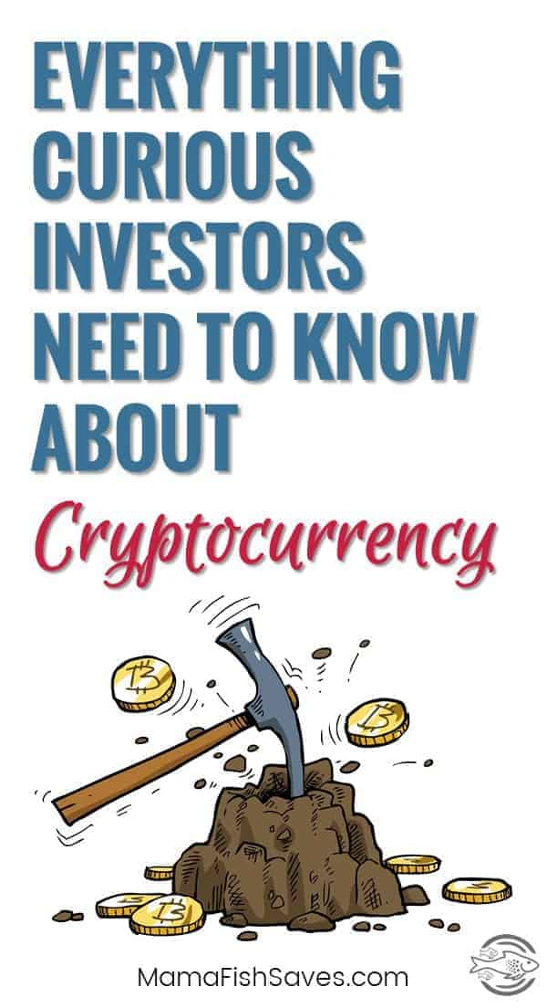 Everything curious investors need to know about cryptocurrency