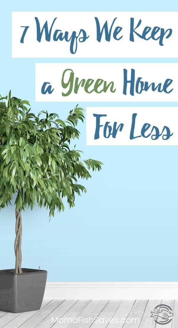 How being green can save you money