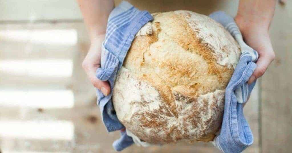 How to make bread without a bread maker