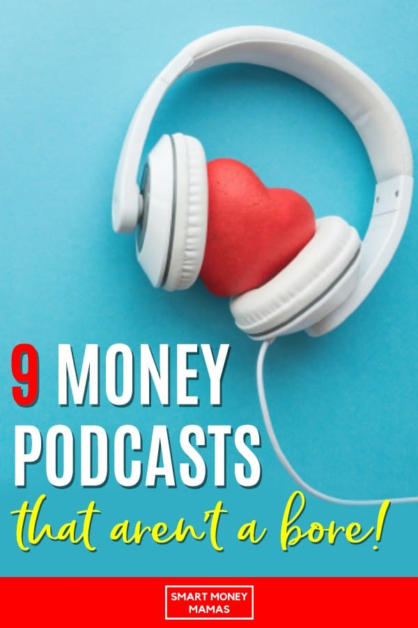 9 money podcasts that aren't a bore