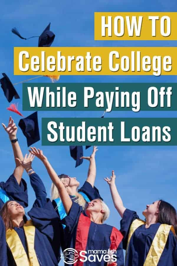 A less stressful student loan repayment strategy