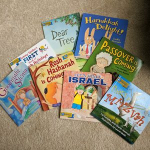 Free books from PJ Library