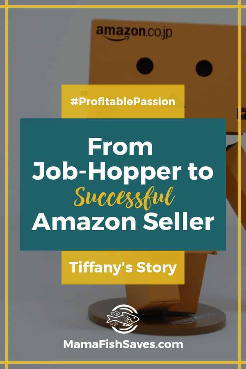 Discovering a profitable passion | How one woman became a full-time Amazon seller | How to sell on Amazon | Dropshipping success story #entrepreneur #FBAseller #profitablepassion
