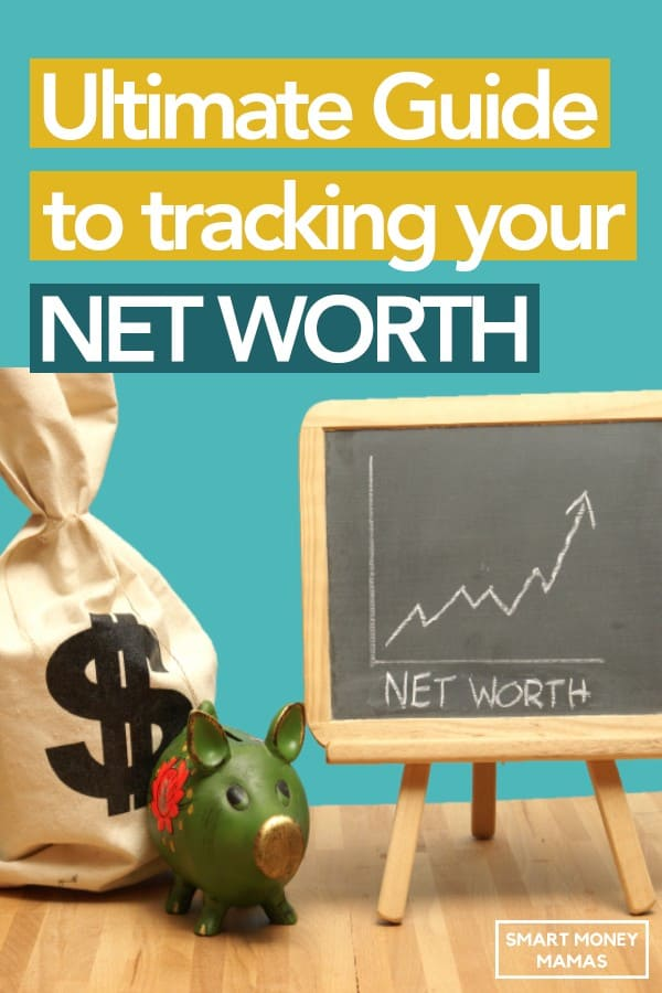 Do you know your net worth? Before you can start building wealth, you need to know where you currently stand. By learning how to calculate your net worth, you can see your whole financial picture and be able to make smart financial decisions.  #smartmoneymamas #financetips #personalfinance #networth #moneytips #wealth