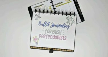 How to Bullet Journal for busy perfectionists