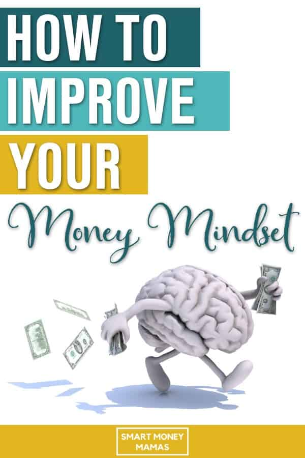 Have you ever thought about how you view money? When you understand money mindset you can make changes to improve your outlook on money and how money works in the world.  #smartmoneymamas #moneymindset #moneyshift #moneytips #mindset