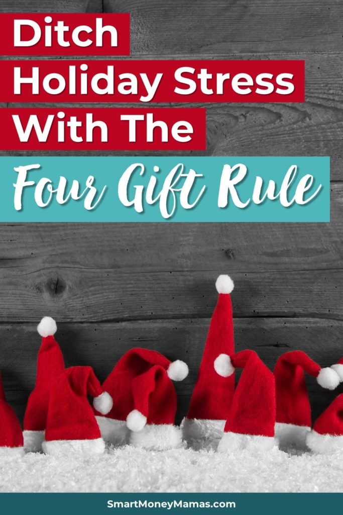Ditch Holiday Stress With the Four Gift Rule