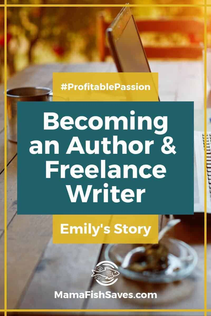 What it's like to become a full-time author and freelance writer