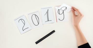 Bite-Sized New Year's Resolutions for 2019