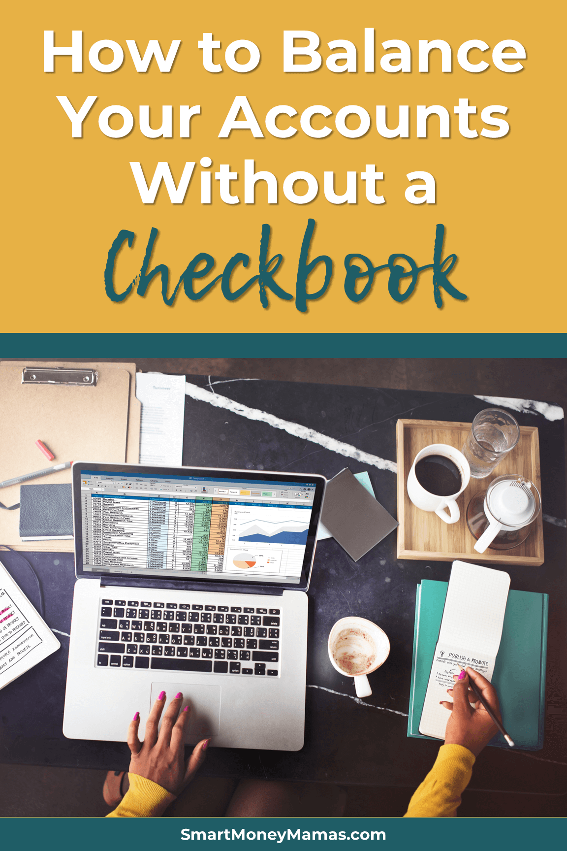 How to Manage Your Money When There's No Checkbook to Balance