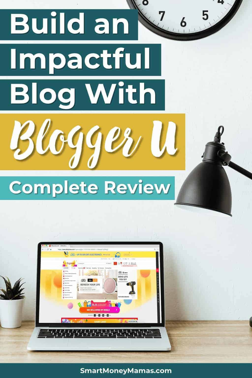 Need to buy this course! Online Impact course review sounds awesome - Building a blog that changes people\'s lives and makes money. Finding your blogger community #blogging #makemoneyonline #blogcourse #blogger