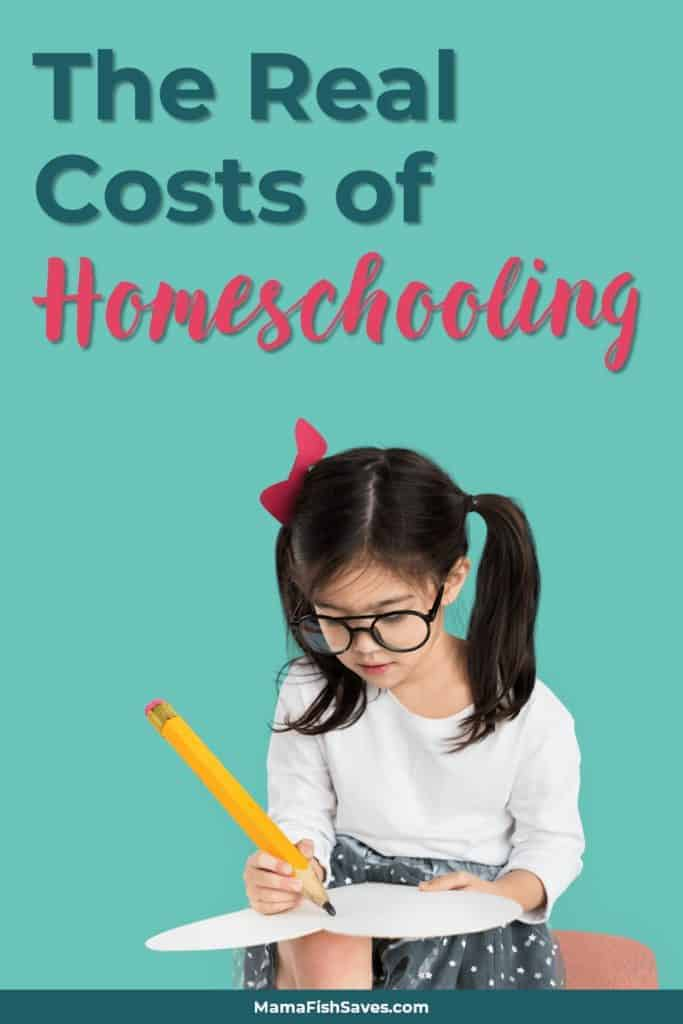 The Real Costs of Homeschooling
