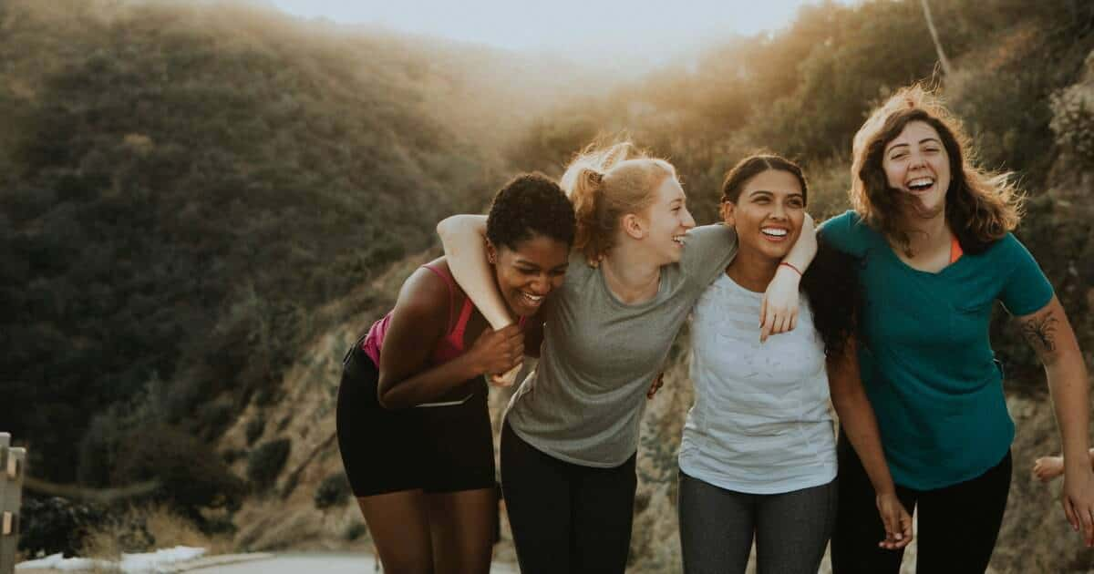 Find friends to help you keep your new habits