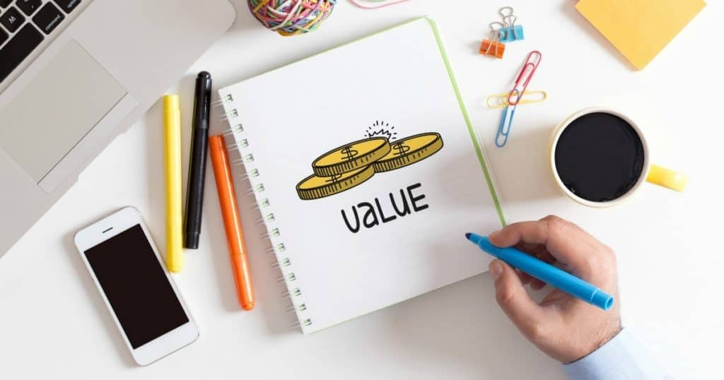 Know your value as a designer