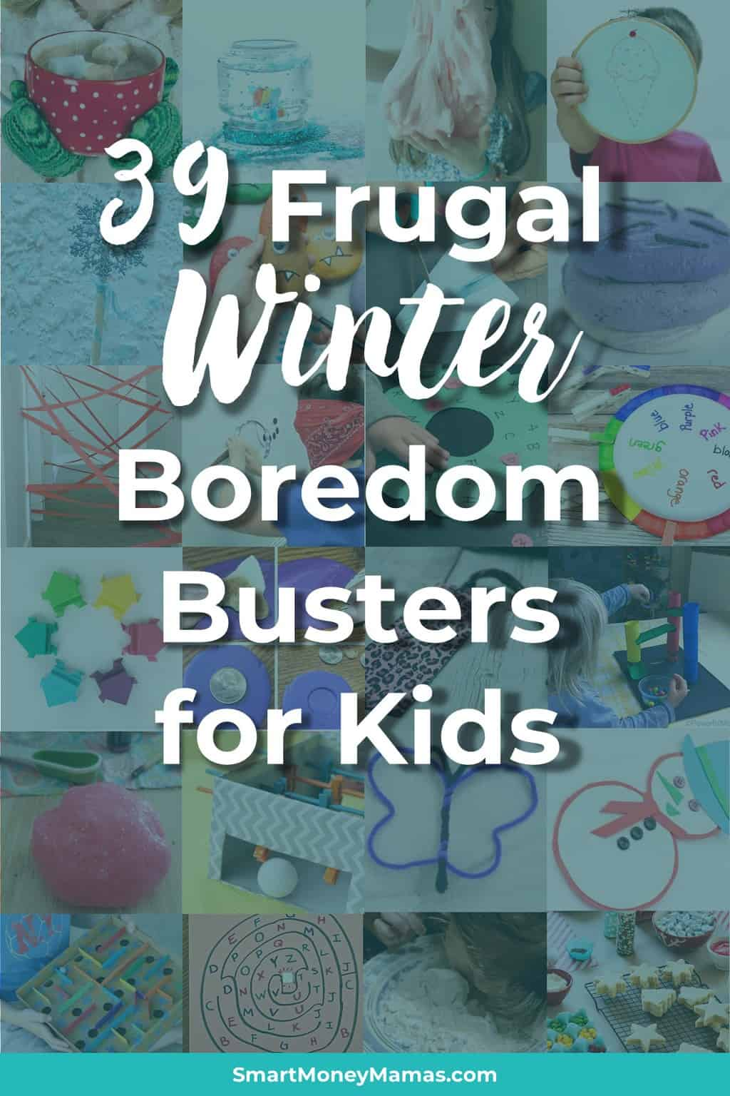 This list is so awesome! Pinning it for snow days and long weekends when we can\'t get the kids outside and they are going nuts. #kidsdiy #kidsgames #activitiesforkids #momlife