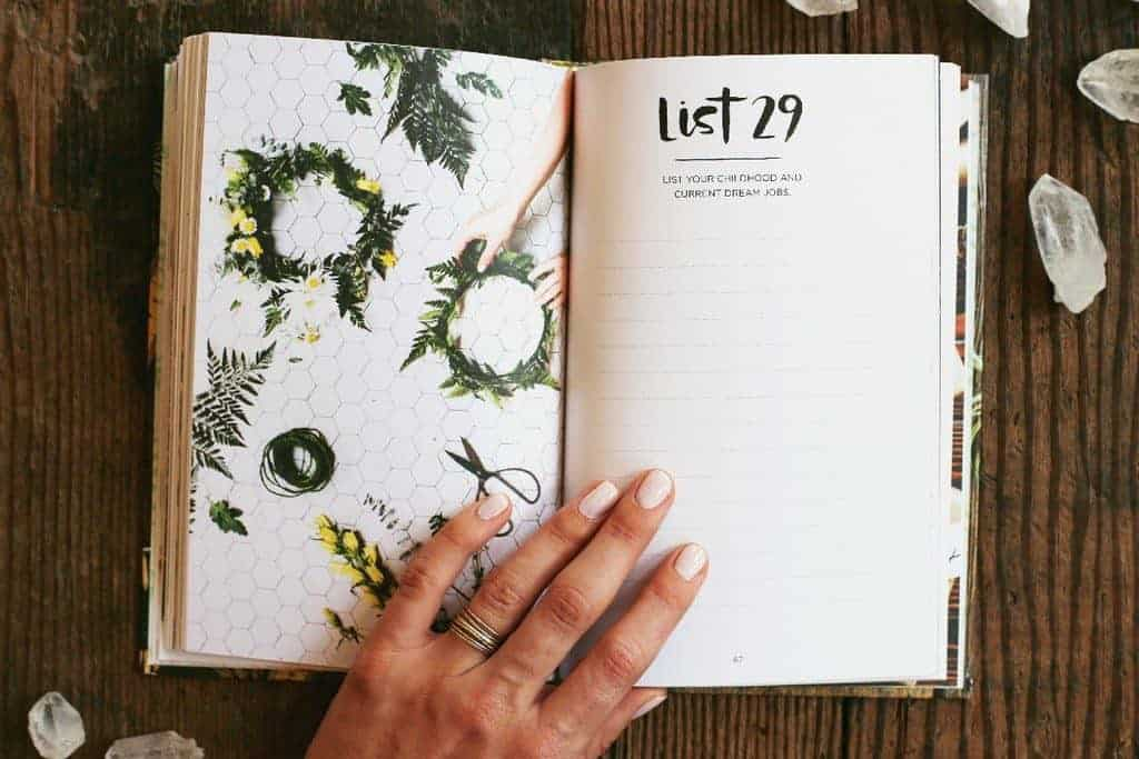 52 Lists Project Journal