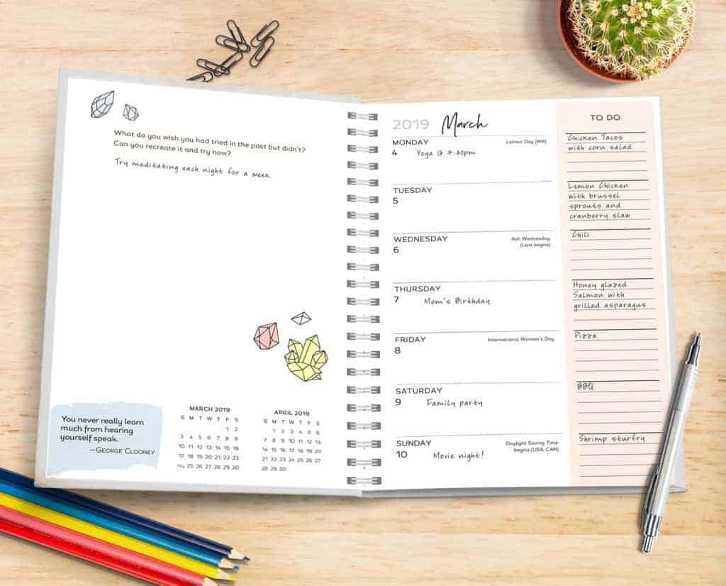 The Very Busy Planner