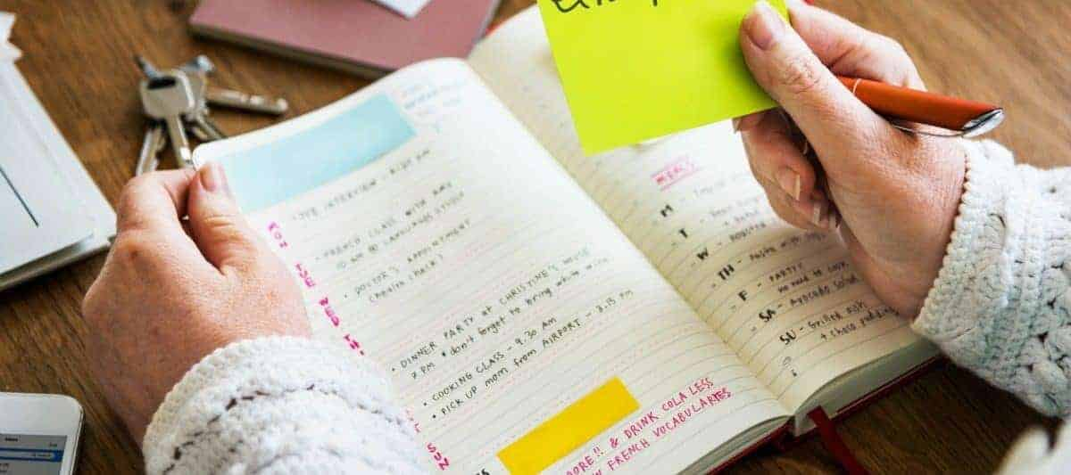 Planners that can change your life in 2019