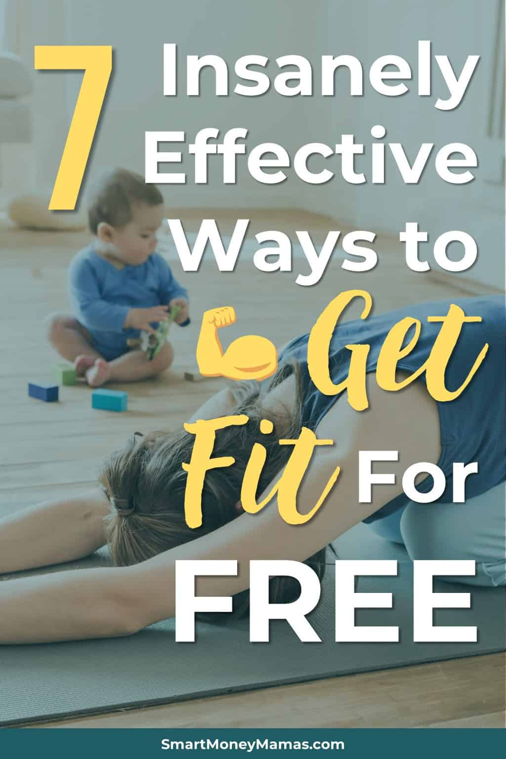 7 Insanely Effective Ways to Get Fit for Free