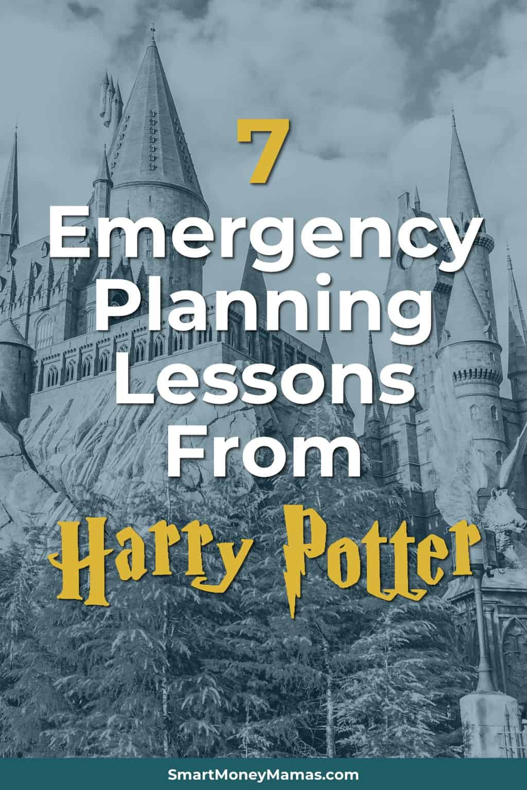 Oh my goodness, I love this! So many good reminders for us to get our will and insurance plans settled this year. #estateplanning #harrypotter #potterhead #emergencybinder