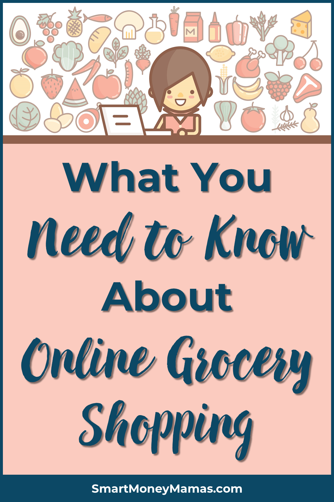 I so want to try this soon! I hate going to the grocery store with the kids and this has a lot of good tips for doing it in a way that actually saves you money! #mealplanning #grocerybudget #onlinegroceryshopping #savemoney