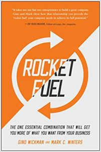Rocket Fuel by Gino Wickman