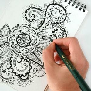 Take time to be creative