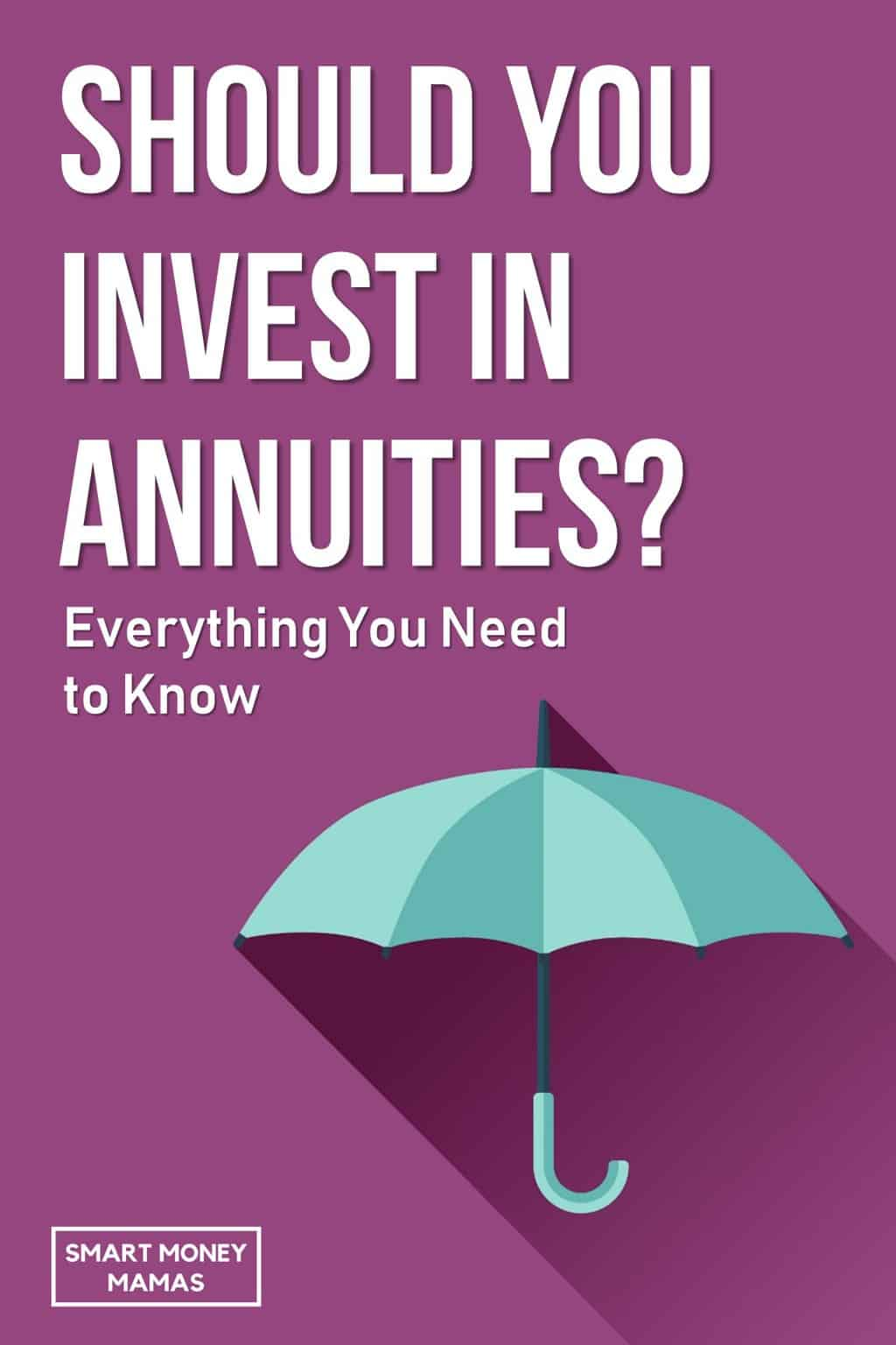 They offer annuities in my retirement account but I\'ve never known what they were! This was so helpful and now I can choose my investments without being confusing. I didn\'t know the fees were so high! #retirementplanning #annuities #investing #savingmoney #smartmoneymamas