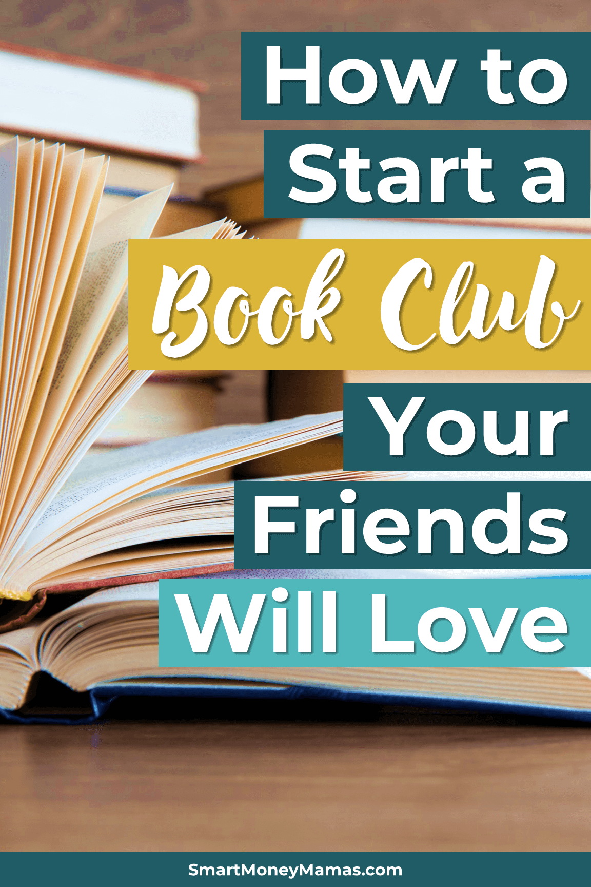 I love reading and have tried to start book clubs in the past, but they tended to fizzle after a month or two. This guide is awesome and definitely can see where I can get better organized next time. Going to think through the steps and invite some of my friends to join a book club with me! I can check off my 2019 goal of reading more #bookclub #reading #booklover #momlife #frugaltips #smartmoneymamas