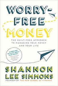 Worry-Free Money by Shannon Lee Simmons