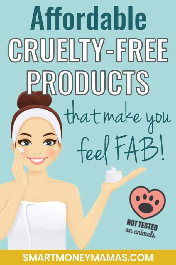 Affordable Cruelty-Free Products that make you feel FAB - Not tested on animals