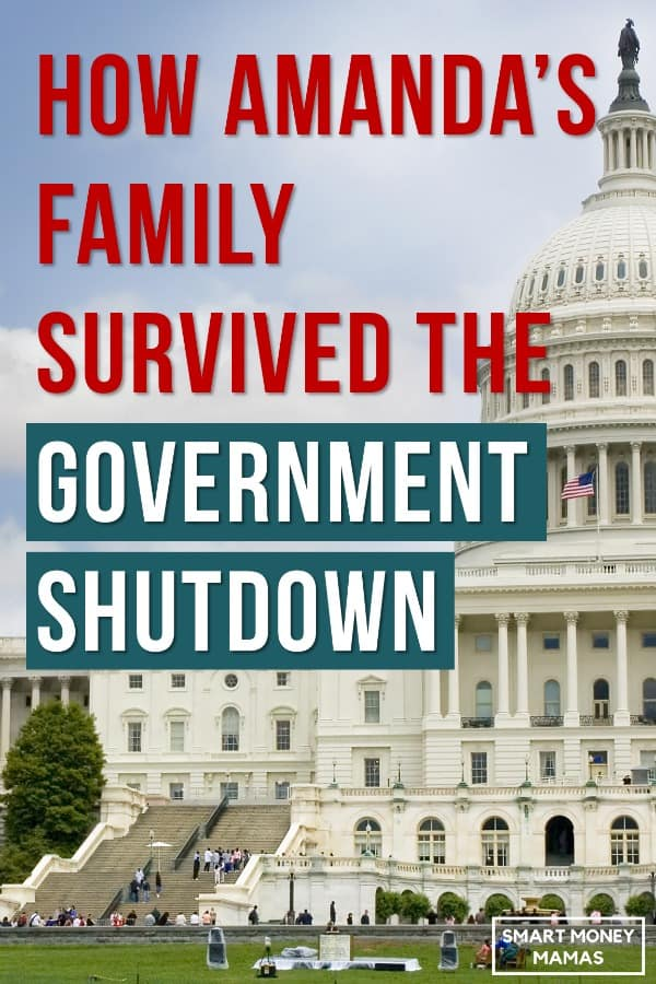 How Amanda's Family Survived the Government Shutdown