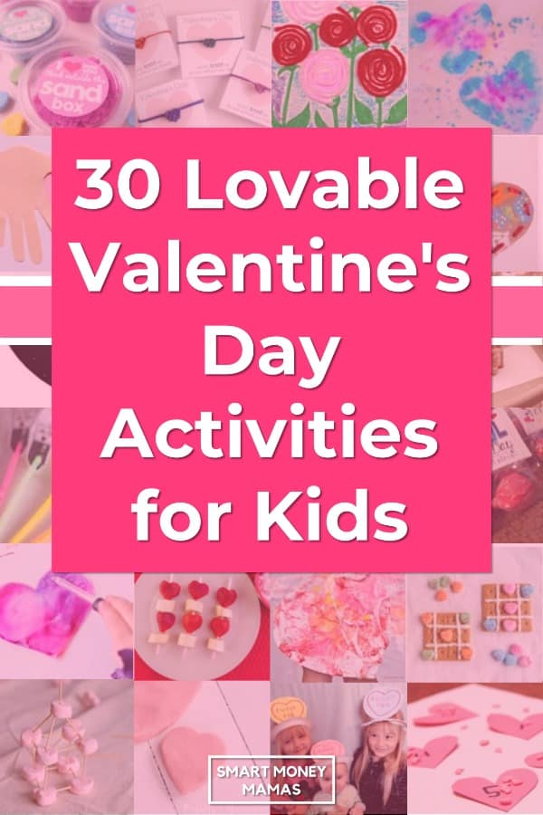 30 Lovable Valentine's Day Activities For Kids