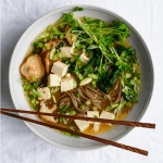 Ginger Miso Soba Soup Recipe