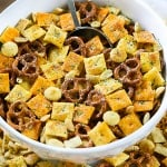 Homemade Ranch Chex Mix Recipe